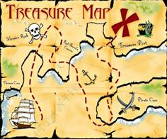 A pirate adventure to discover human treasure