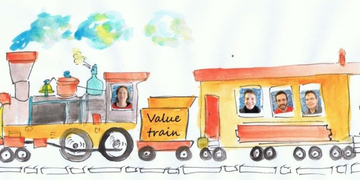 Getting on board the value train